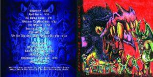 VORTEX - Welcome to metalland      CD