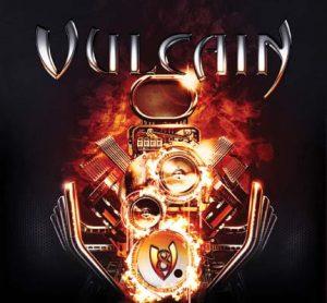 VULCAIN - V8      CD