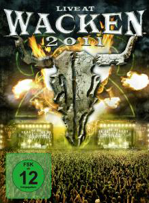 VA - Wacken 2011 - live      3-DVD