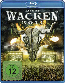 WACKEN - Live at Wacken 2011      Blu-Ray