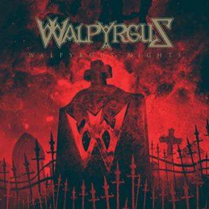 WALPYRGUS - Walpyrgus nights      CD