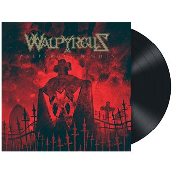 WALPYRGUS - Walpyrgus nights & 56 page comic!      LP