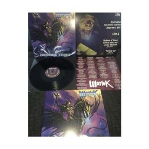 WARLOK - Summoning sickness      LP