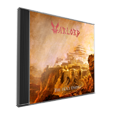 WARLORD - The holy empire - rerelease      2-CD
