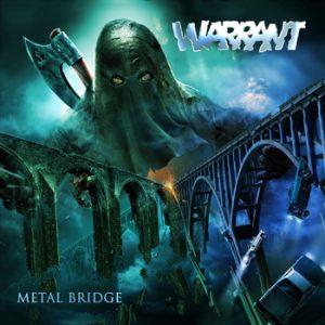 WARRANT - Metal bridge      CD