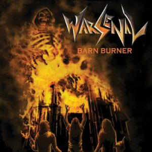 WARSENAL - Barn burner      CD