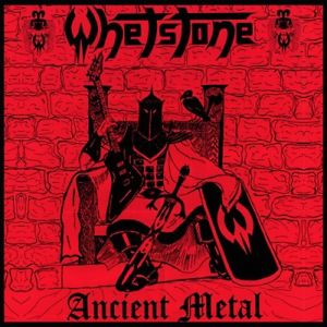 WHETSTONE - Ancient metal      CD