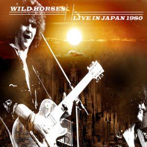 WILD HORSES - Live in Japan 1980      CD
