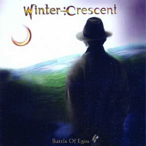 WINTER CRESCENT - Battle of egos      CD