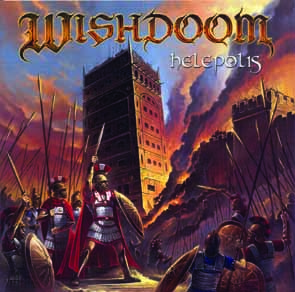 WISHDOOM - Helepolis      CD