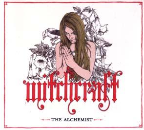 WITCHCRAFT - The alchemist      CD
