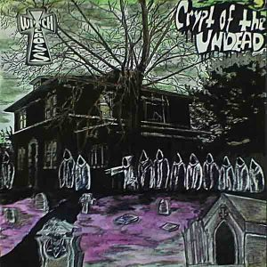 WITCHCROSS (US) - Crypt of the undead      CD