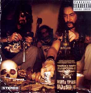 WITCHES BREW - White trash slideshow      CD