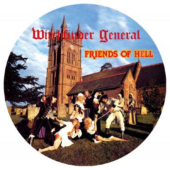 WITCHFINDER GENERAL - Friends of hell      LP