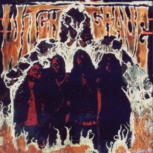 WITCHGRAVE - Witchgrave      CD