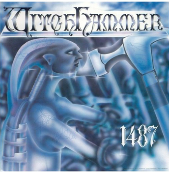 """WITCHHAMMER - 1487 & 7"""" EP      LP"""