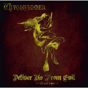 WITCHHAMMER - Deliver us from evil      CD