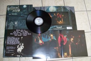 WITCHING HOUR - Past midnight      LP