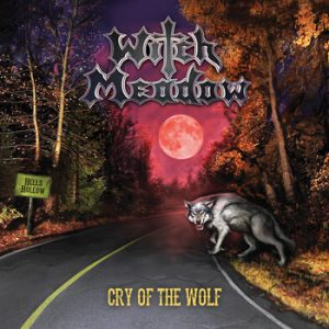 WITCH MEADOW - Cry of the wolf      CD