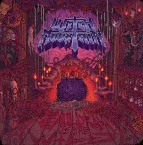 WITCH MOUNTAIN - Cauldron of the wild      CD