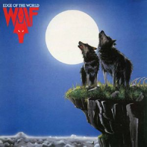 WOLF (UK) - Edge of the world      CD