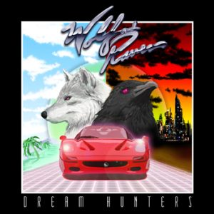 WOLF & RAVEN - Dream hunters      CD