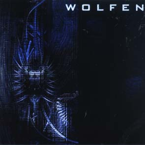 WOLFEN - The truth behind      CD