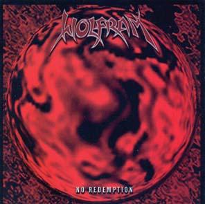 WOLFRAM - No redemption      CD