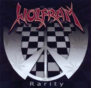 WOLFRAM - Rarity      CD
