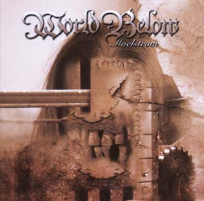 WORLD BELOW - Maelstrom      CD