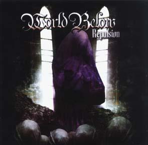 WORLD BELOW - Repulsion      CD