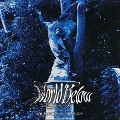 WORLD BELOW - Sacrifices to the moon      CD