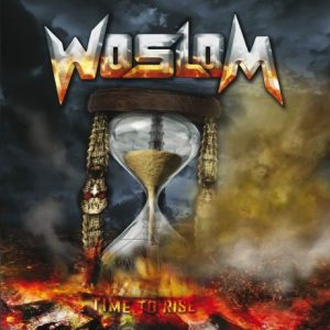 WOSLOM - Time to rise      CD