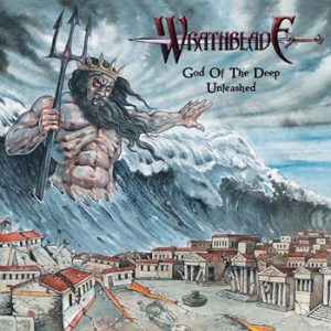 WRATHBLADE - God of the deep unleashed      CD
