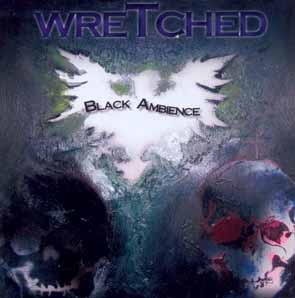 WRETCHED - Black ambience      Maxi CD