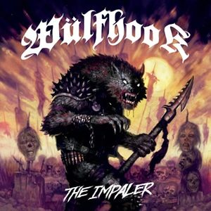WÜLFHOOK - The impaler      CD