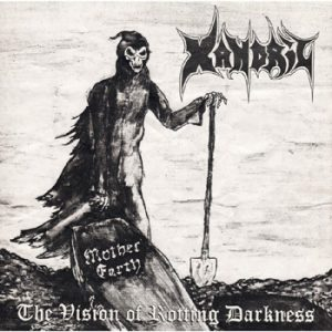 XANDRIL - The vision of rotting darkness      DLP