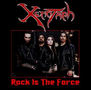 XENOTAPH - Rock is the force      CD