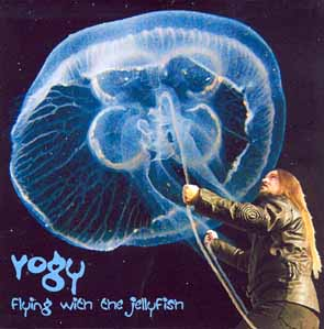 YOGY - Flying with the jellyfish      CD