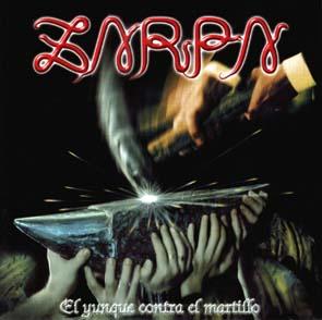ZARPA - El yunque contra el martillo & bonustracks      CD