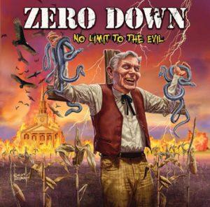 ZERO DOWN - No limit to the evil      CD